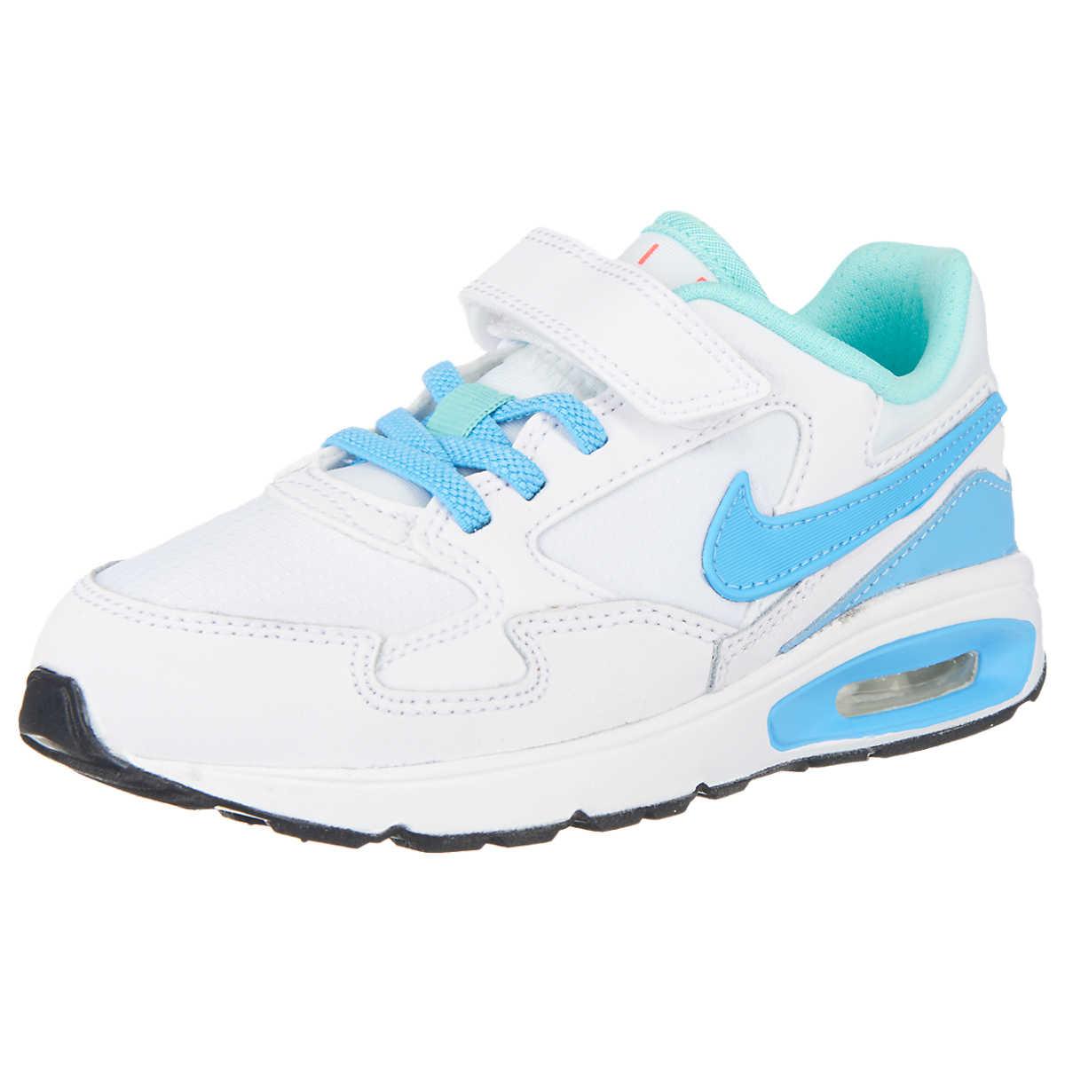 NIKE Air Max Sneaker für Kinder weiß Mädchen