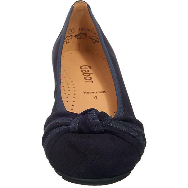 Gabor Ballerinas blau
