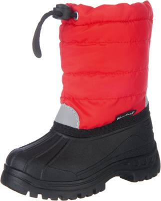 playshoes kinder winterstiefel rot mirapodo. Black Bedroom Furniture Sets. Home Design Ideas
