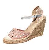MARCO TOZZI Sandaletten rosa