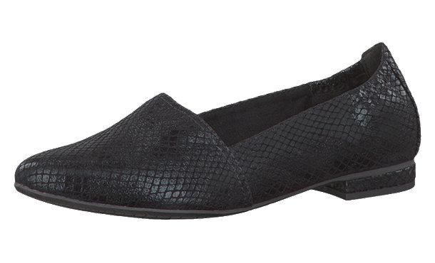tamaris valon slipper schwarz im shop von mirapodo mirapodo. Black Bedroom Furniture Sets. Home Design Ideas