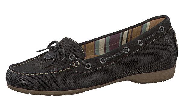 tamaris jacky slipper schwarz im shop von mirapodo mirapodo. Black Bedroom Furniture Sets. Home Design Ideas