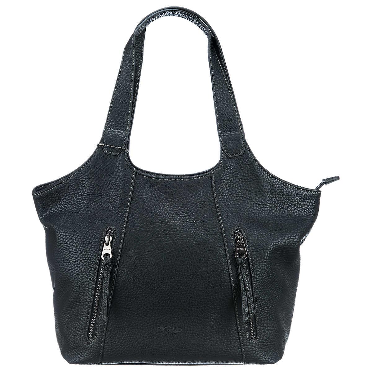 picard tilla handtasche schwarz bei mirapodo g nstig schnell einkaufen. Black Bedroom Furniture Sets. Home Design Ideas