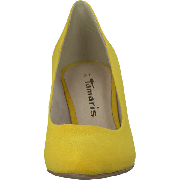 Tamaris Freesia Pumps gelb