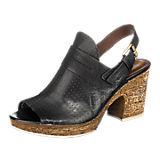 MJUS Sandaletten schwarz