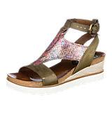 MJUS Sandaletten mehrfarbig