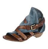 Martina Buraro Sandaletten blau