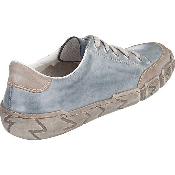 rieker Sneakers blau