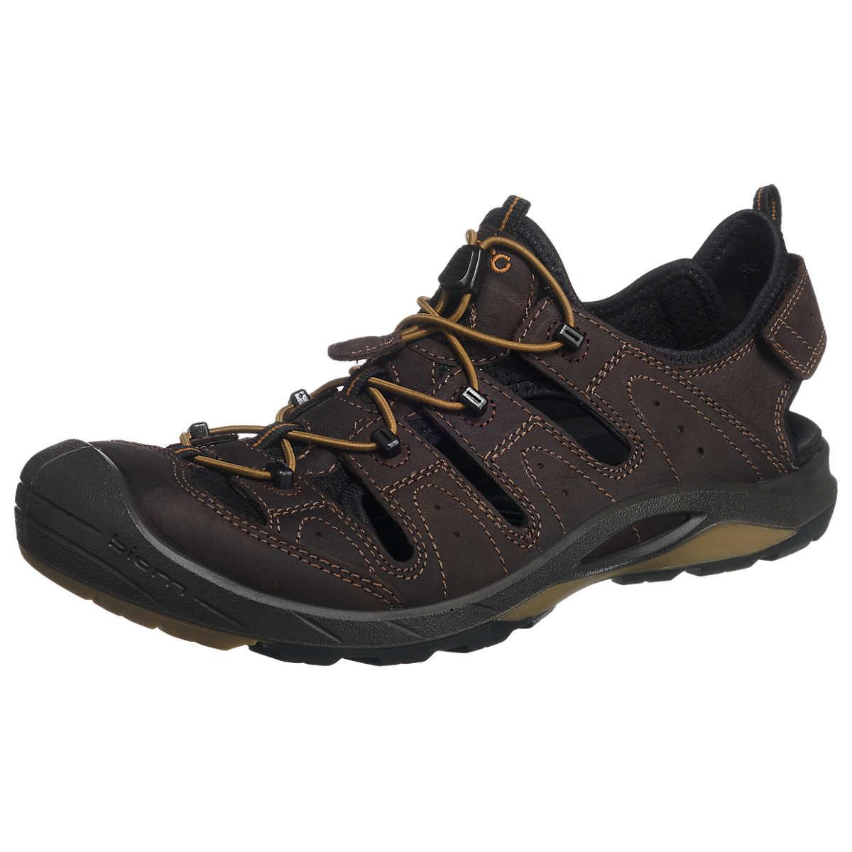 ecco Biom Delta Sandalen braun - ecco - Sandalen - Schuhe - mirapodo.de