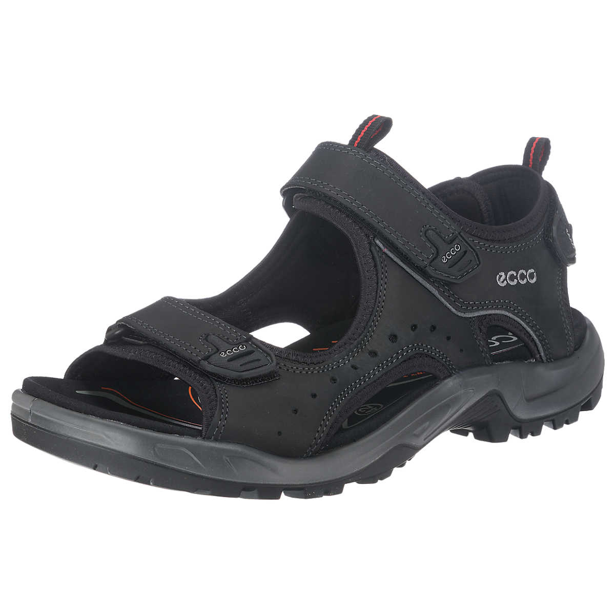 ecco Offroad Sandalen schwarz - ecco - Sandalen - Schuhe - mirapodo.de
