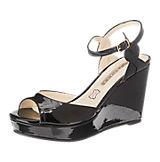 BUFFALO Sandaletten schwarz