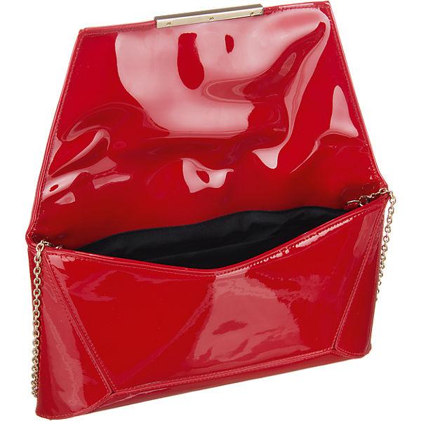 BUFFALO Abendtasche rot