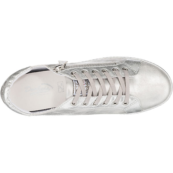 Dockers by Gerli Nessi Sneakers silber