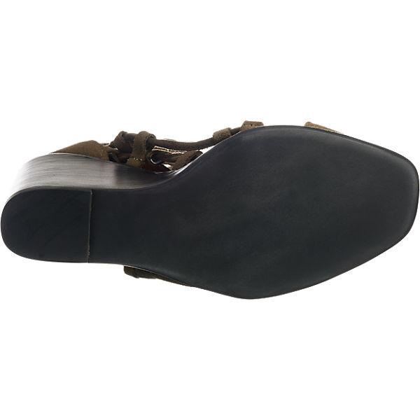 Jeffrey Campbell Zaferiah Sandaletten khaki