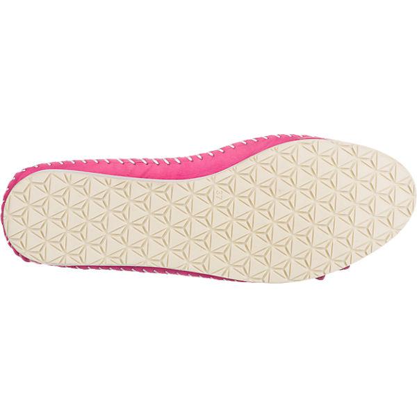 Andrea Conti Ballerinas pink