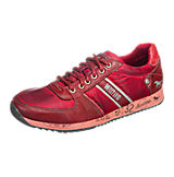 MUSTANG Sneakers weinrot