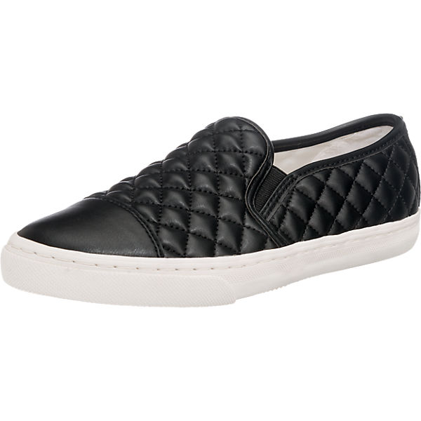 GEOX New Club Slipper schwarz