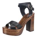 VERO MODA Bea Sandaletten schwarz