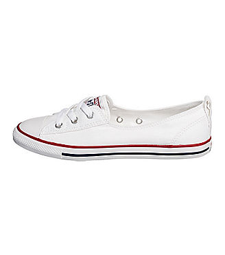converse chuck taylor ballet lace sneakers wei mirapodo. Black Bedroom Furniture Sets. Home Design Ideas