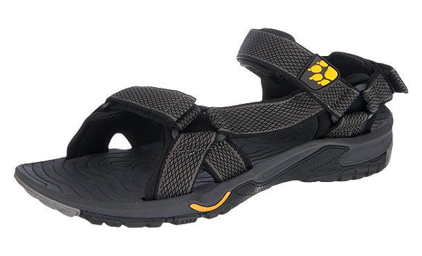 jack wolfskin lakewood ride outdoor sandalen grau im shop. Black Bedroom Furniture Sets. Home Design Ideas