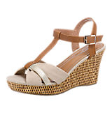 SPROX Sandaletten beige