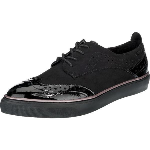 bugatti Sneakers schwarz