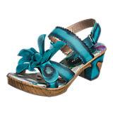 Laura Vita Sandaletten blau-kombi