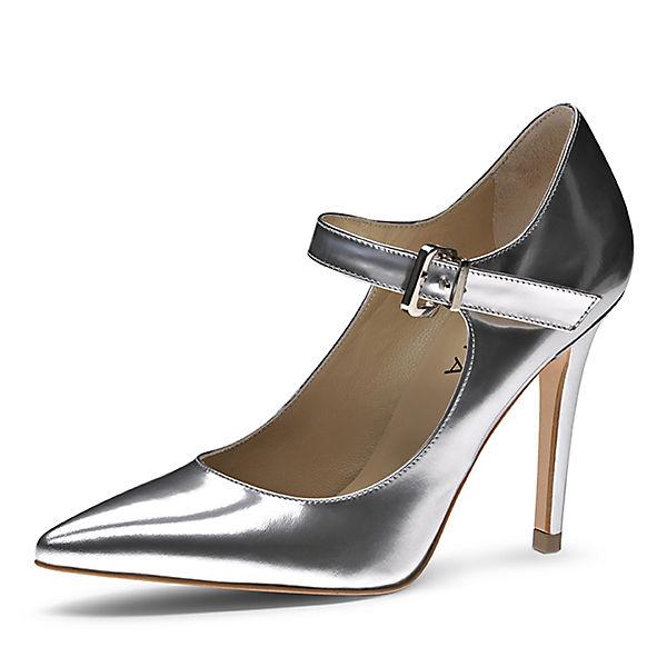 evita shoes evita shoes pumps silber mirapodo. Black Bedroom Furniture Sets. Home Design Ideas