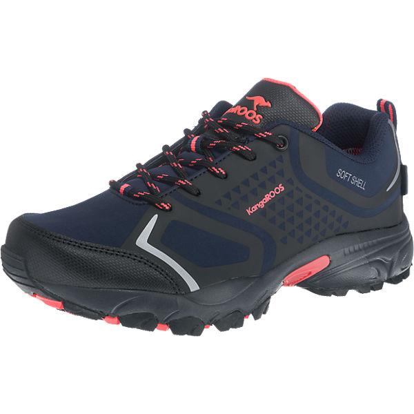 KangaROOS K-Outdoor Soft 8092 Sneakers dunkelblau
