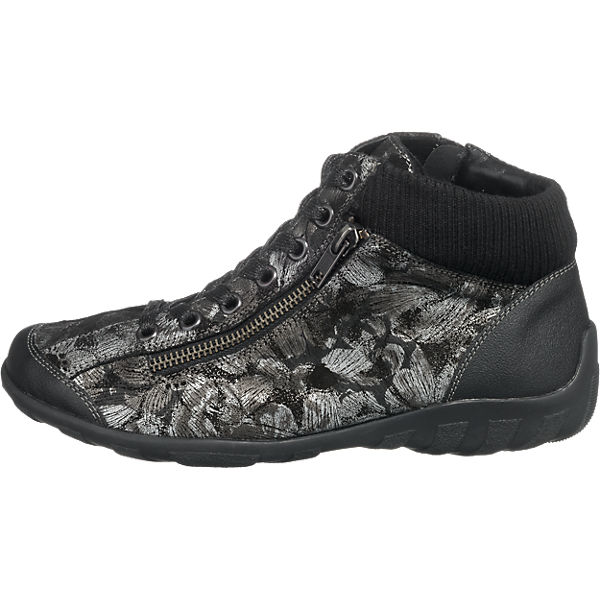remonte Sneakers schwarz-kombi
