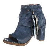 A.S.98 Sandaletten blau