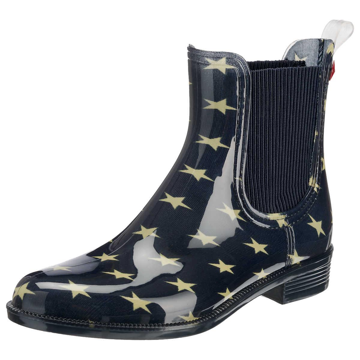TOMMY HILFIGER Odette Stiefel blau-kombi - TOMMY HILFIGER - Stiefel - Schuhe - mirapodo.de