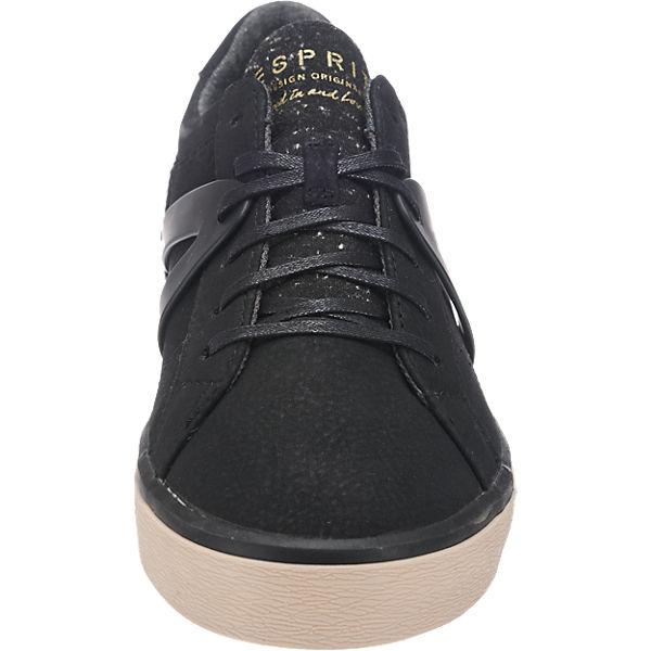 ESPRIT Sonet Sneakers schwarz