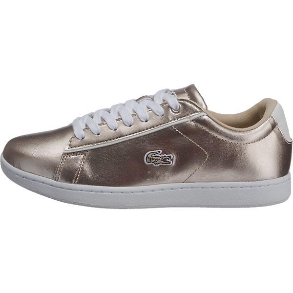LACOSTE Carnaby Evo 316 Sneakers bronze