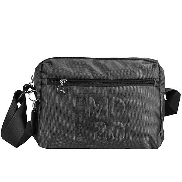 MANDARINA DUCK MD20 Umhängetasche 28 cm schwarz