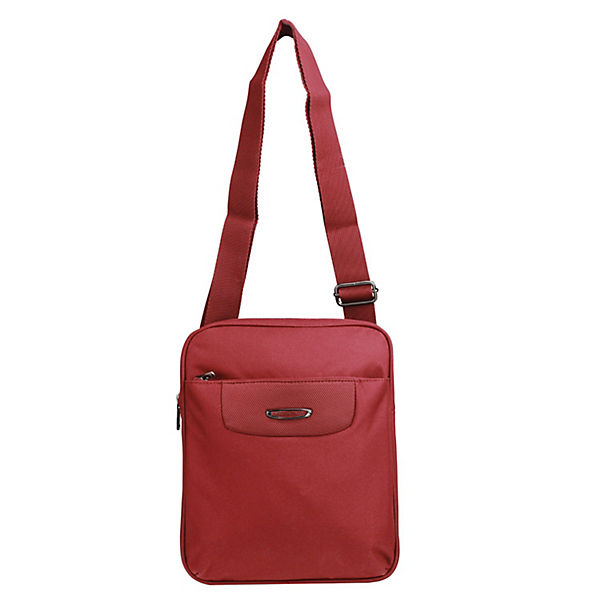 Roncato Easy Office Umhängetasche 26 cm rot