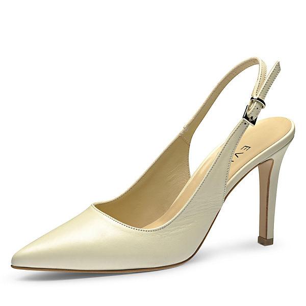 Evita Shoes Pumps offwhite