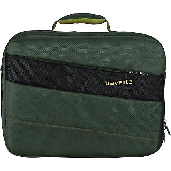 Travelite Kite Flugumhänger 41 cm grün