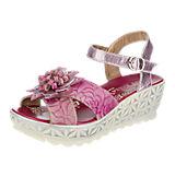 Laura Vita Sandaletten rosa