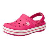 Kinderschuhe Crocband pink