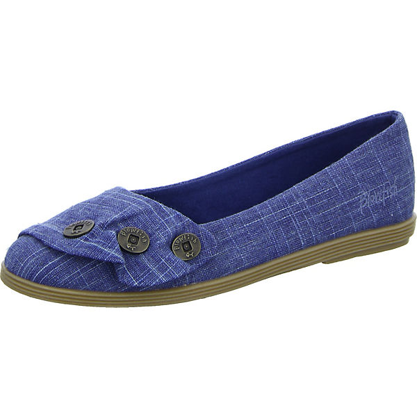 Blowfish Ballerinas blau