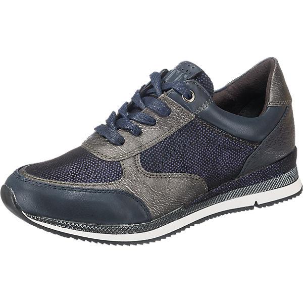 MARCO TOZZI Bonallo Sneakers blau-kombi