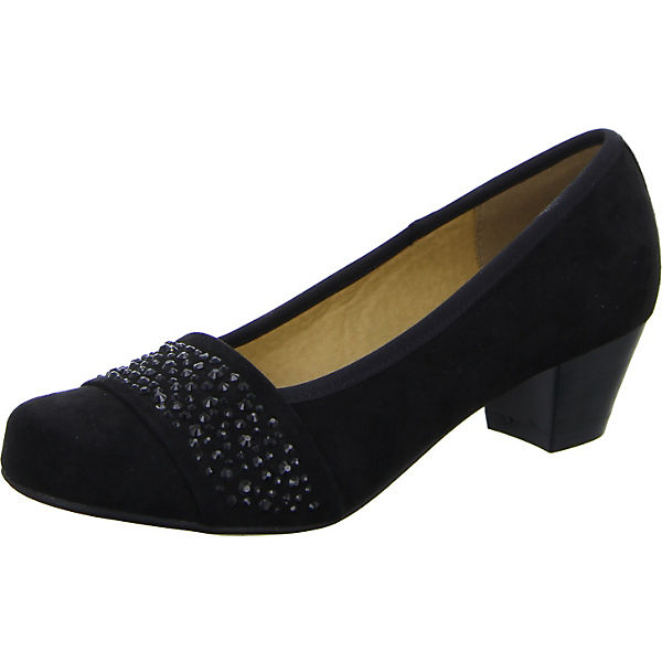 Living Updated Pumps schwarz