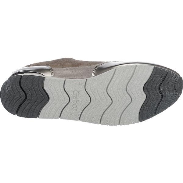 Gabor Sneakers hellbraun