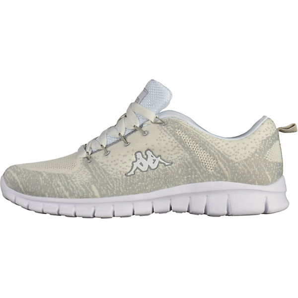 Kappa Sneakers hellgrau