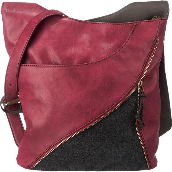 rieker Handtasche rot