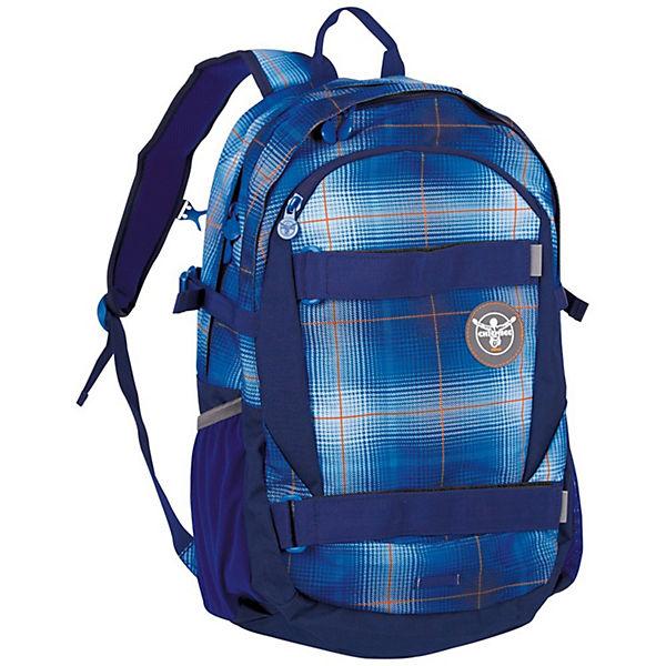 CHIEMSEE Sport Hyper Rucksack 49 cm Laptopfach blau-kombi