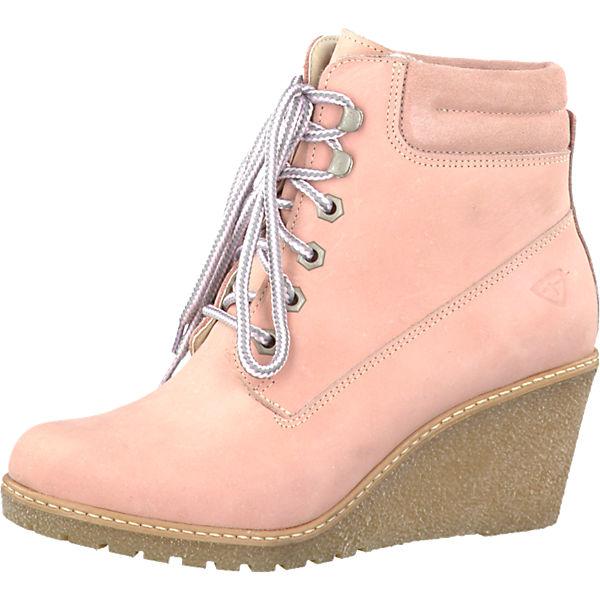 Tamaris Boneca Stiefeletten rosa