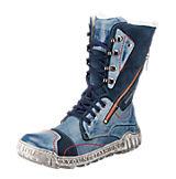 Krisbut Stiefel blau