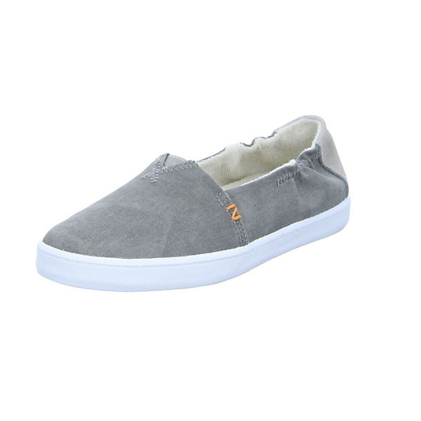 HUB Slipper grau